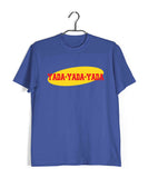 TV Series Seinfeld YADA YADA YADA Custom Printed Graphic Design T-Shirt for Women - Aaramkhor