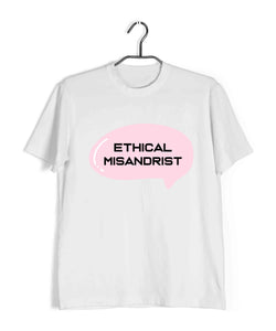 Feminista Feminism Ethical Misandrist Custom Printed Graphic Design T-Shirt for Men - Aaramkhor