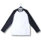 Design Your Own Men's Raglan T-shirt - Aaramkhor