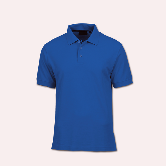 Design Your Own Men's Polo T-shirt - Aaramkhor