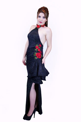 Asertiva - Women's Evening Gown - Made To Order