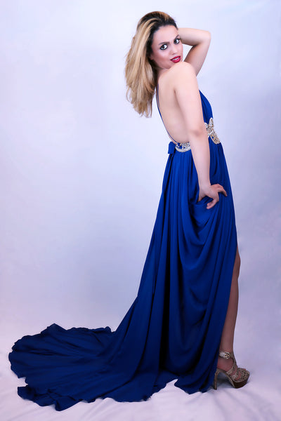 Celestial - Women's Cocktail Dress - Made To Order