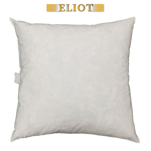 "Feather Down Fiber Pillow Insert 26""x26"""