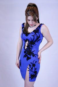 Melusivo - Women's Cocktail Dress - Made To Order