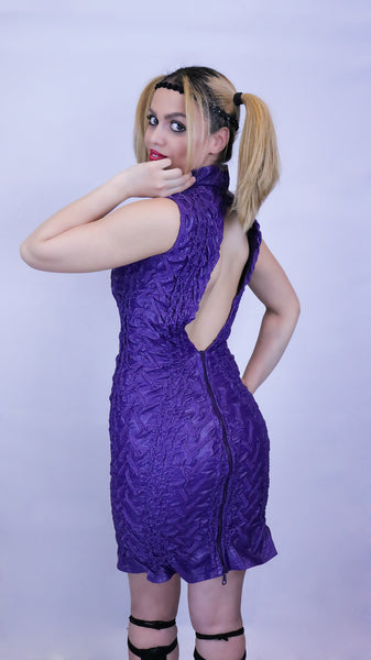 Molae - Women's Cocktail Dress - Made To Order