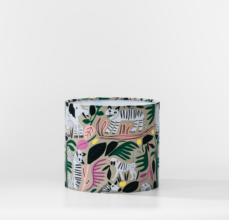 Jungle Safari Lampshade