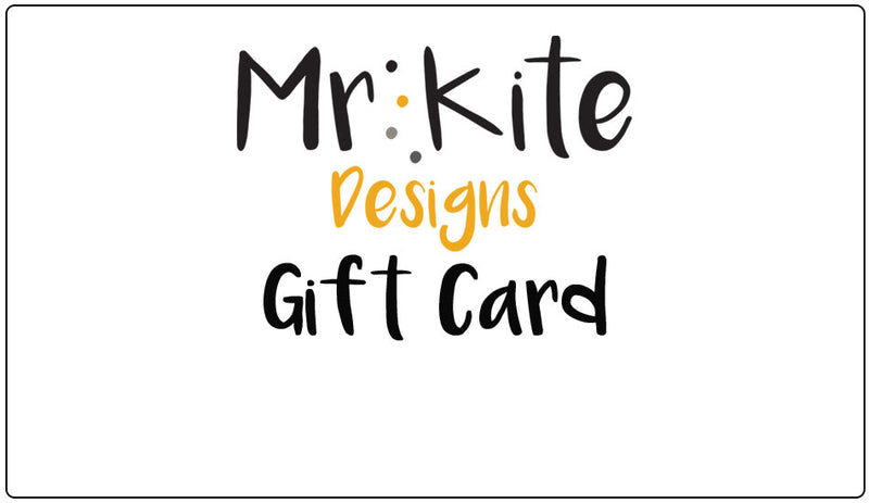 Mr Kite Designs Gift Card