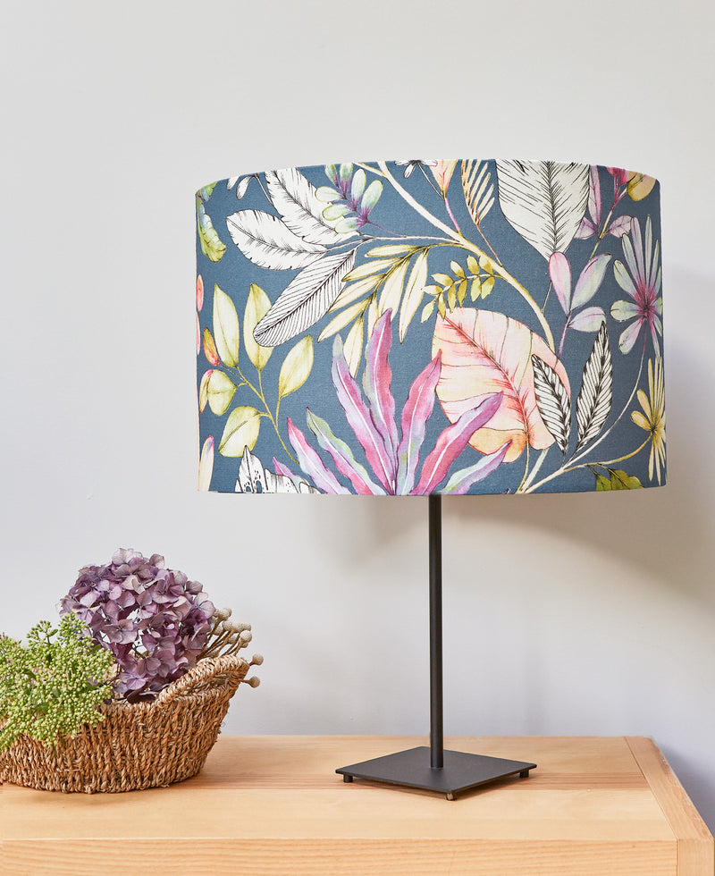 SECONDS- Tropical Leaves Lampshade