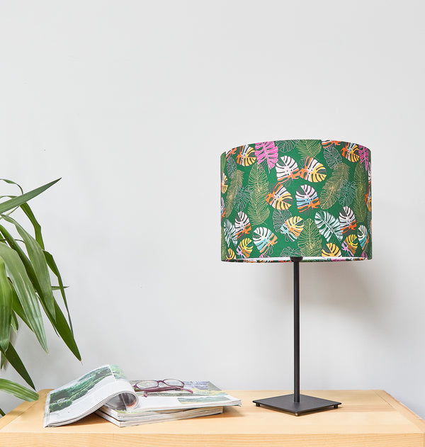 Jungle Leaves Lampshade