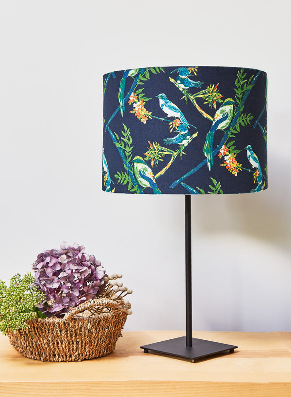 Midnight Birds Lampshade