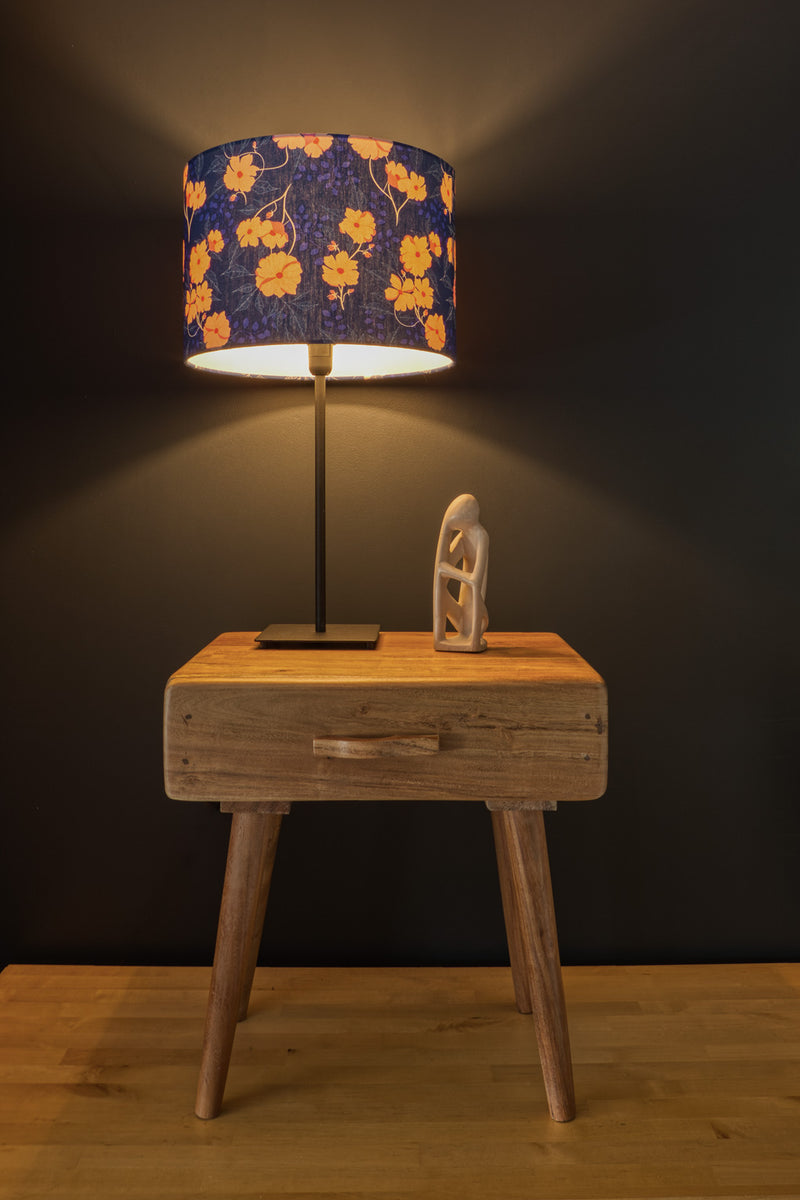 Midnight Garden Lampshade