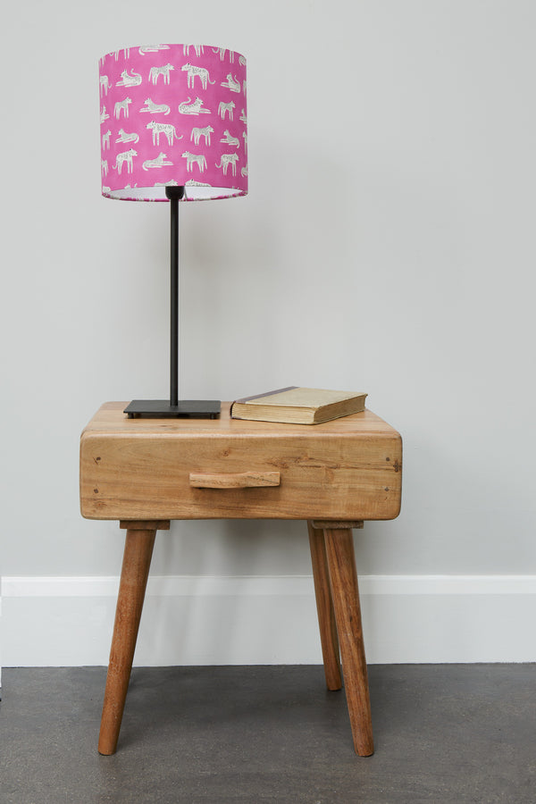 Pink Cats Lampshade