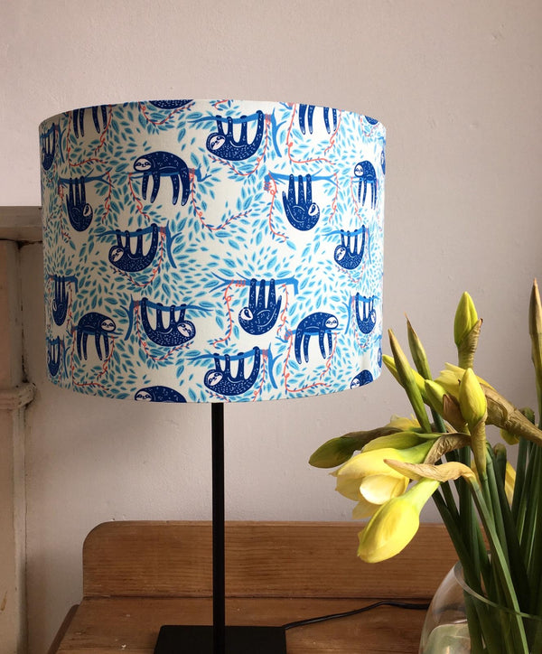 Happy Sloth Lampshade