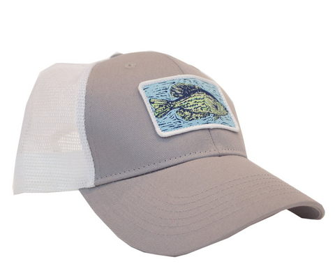 Youth Trucker Hat Crappie