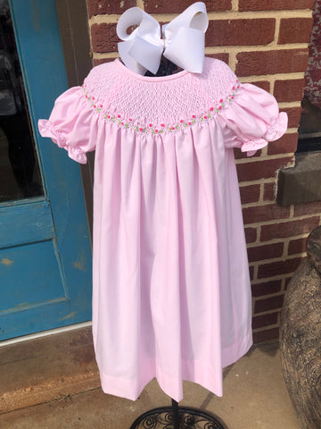 Sweet Dreams Smocked Dress