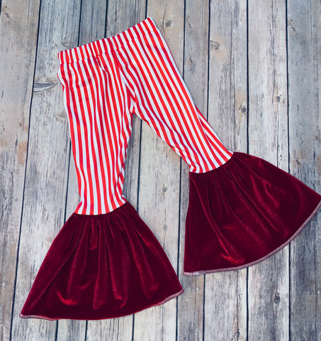 Candy Cane Bellbottoms