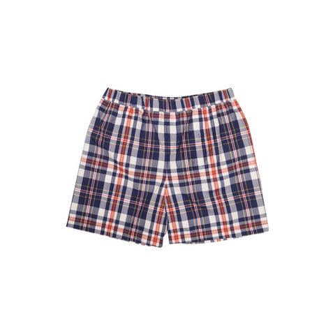 Shelton Shorts Planters Inn Plaid