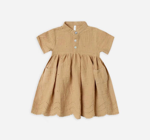 Esme Dress Honey