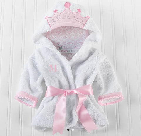 Little Princess Hooded Spa Towel