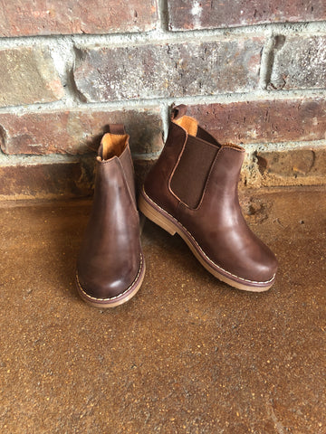 Chelsea Boots Chocolate