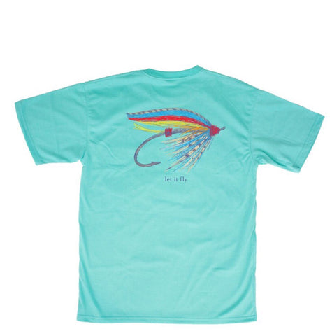 """Let It Fly"" SS Tee"