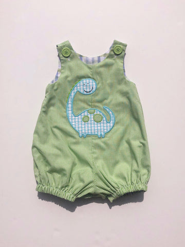 Reversible Bubble and Shortall- Alligator/Dino