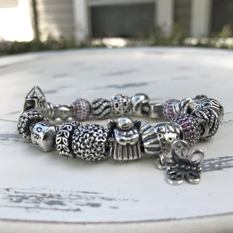 Pandora Angel of Hope Charm
