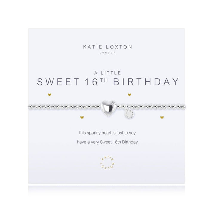 Katie Loxton: A Little Sweet 16th