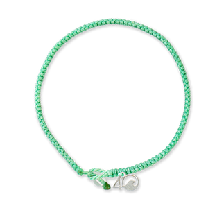 4Ocean: Loggerhead Sea Turtle Braided Bracelet