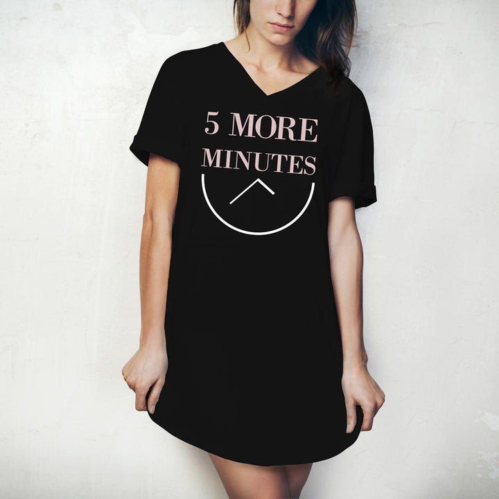 Hello Mello: 5 More Minutes Sleep Shirt