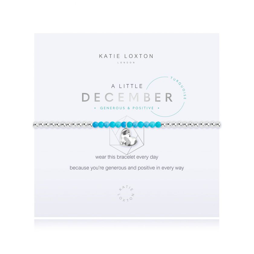 Katie Loxton: A Little December Bracelet