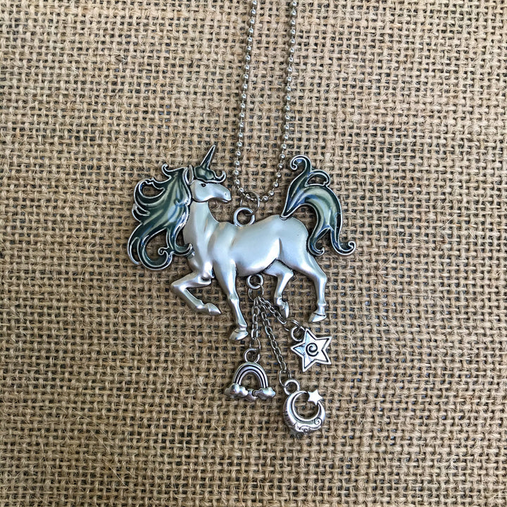 Car Charm: Unicorn