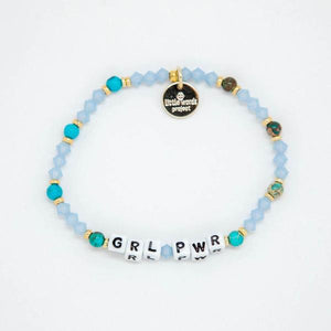 Little Words Project: GRL PWR in Sea Breeze