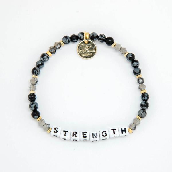 Little Words Project: Strength in Stormy