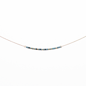 Dot & Dash: Fearless Necklace