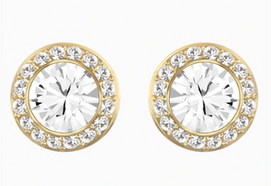 Swarovski: Angelic Stud Pierced Earrings