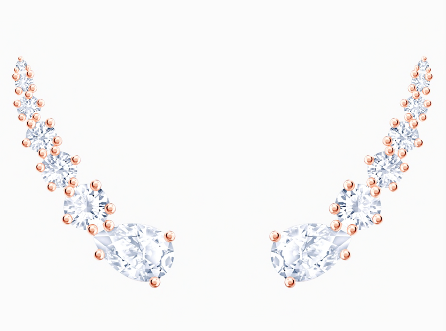 Swarovski: Penelope Cruz Moonsun Pierced Earrings