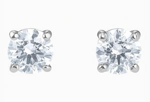 Swarovski: Attract Stud Pierced Earrings