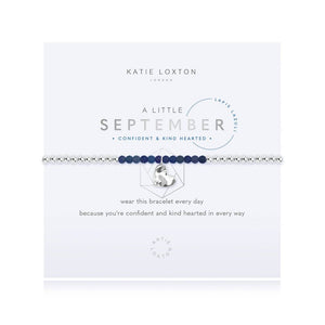 Katie Loxton: A Little September Bracelet