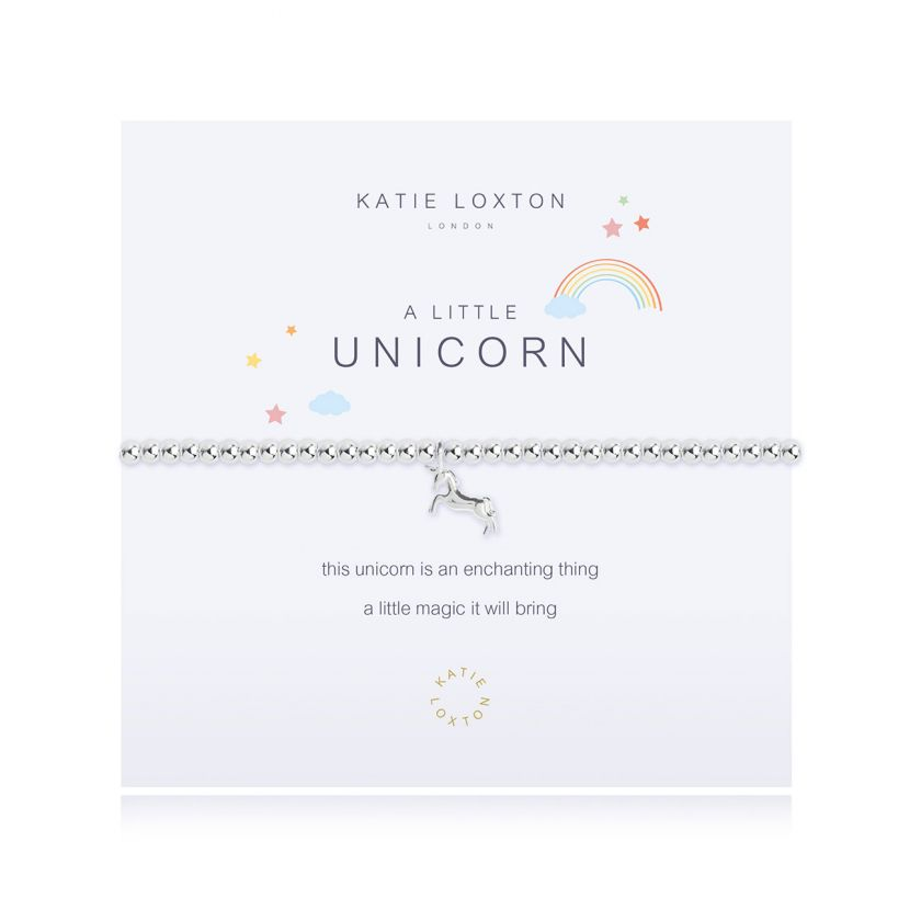 Katie Loxton: A Little Unicorn Bracelet