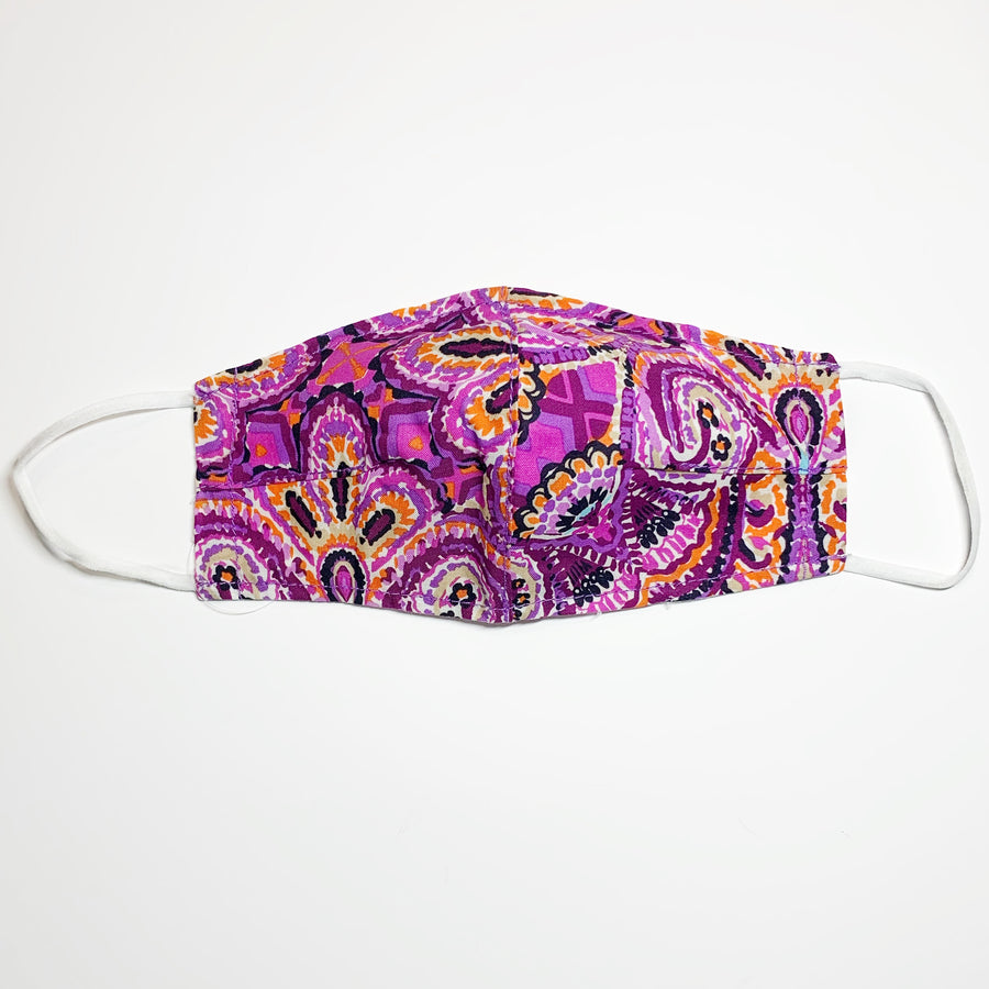 Vera Bradley: Dream Tapestry Face Mask