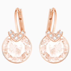 Swarovski: Bella V Pierced Earrings