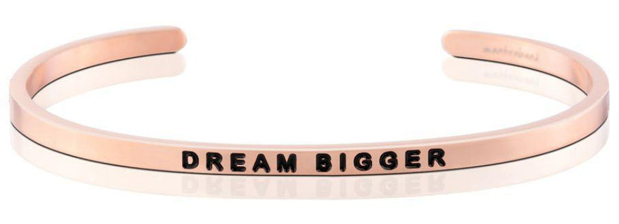 MantraBand: Dream Bigger Bracelet