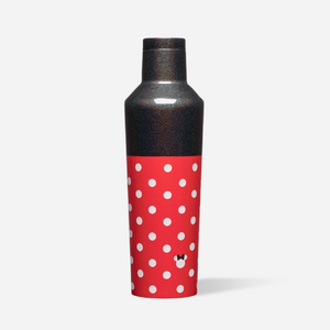 Corkcicle: Disney Minnie Mouse Polka Dot 16 oz. Canteen