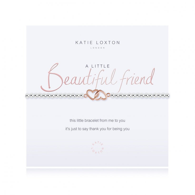 Katie Loxton: A Little Beautiful Friend Bracelet