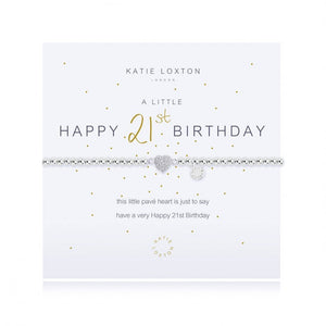 Katie Loxton: A Little Happy 21st Birthday