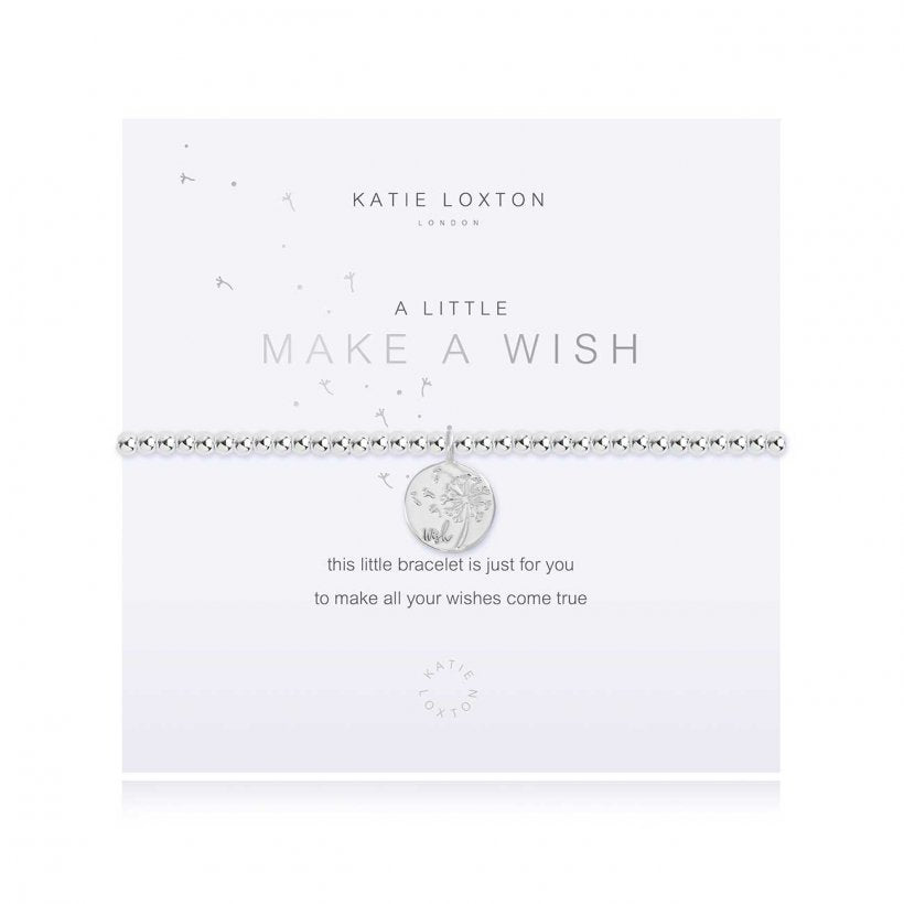 Katie Loxton: A Little Make A Wish Bracelet