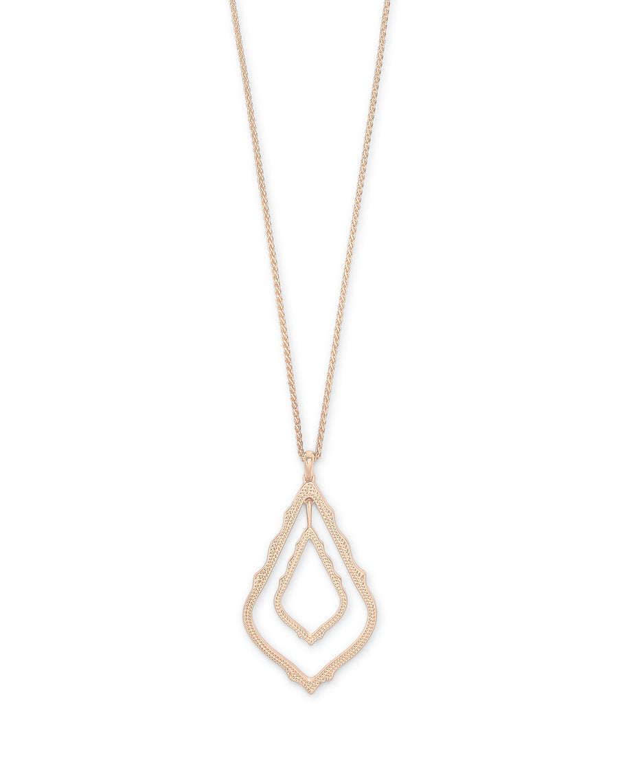 Kendra Scott: Simon Long Pendant Necklace
