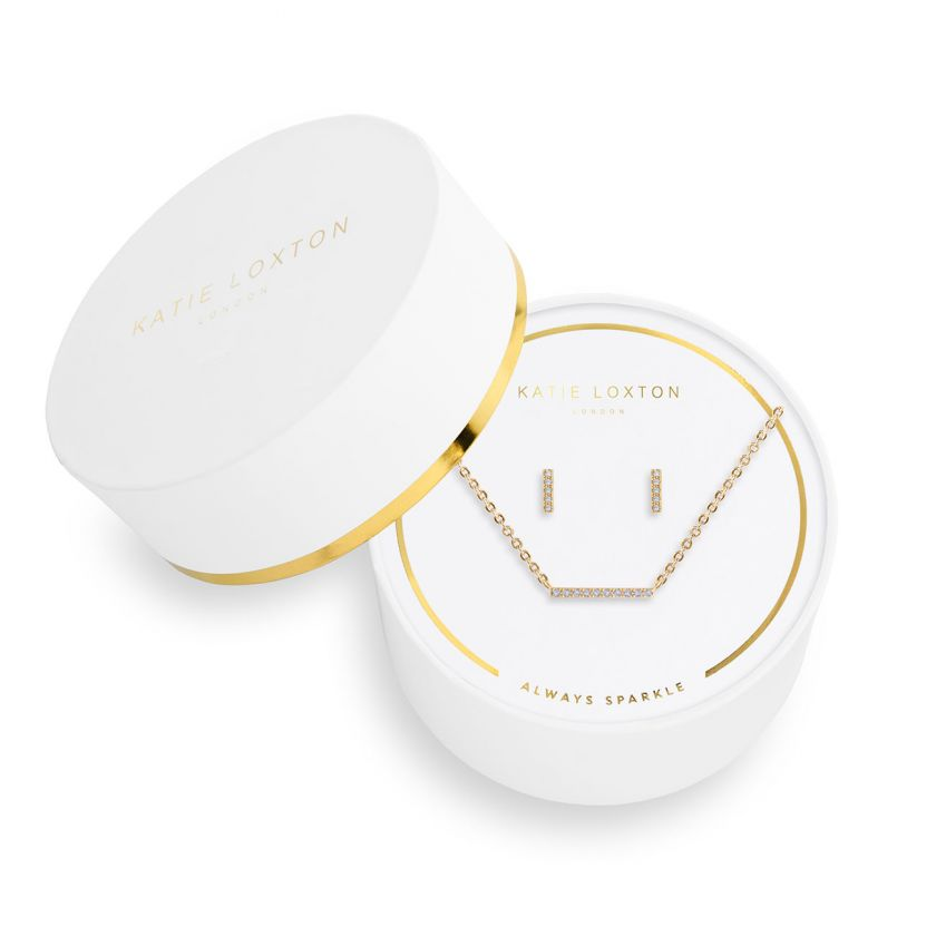Katie Loxton: Always Sparkle Sentiment Set