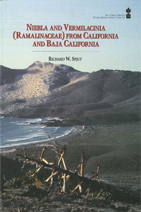 Niebla and Vermilacinia (Ramalinaceae) from California and Baja California